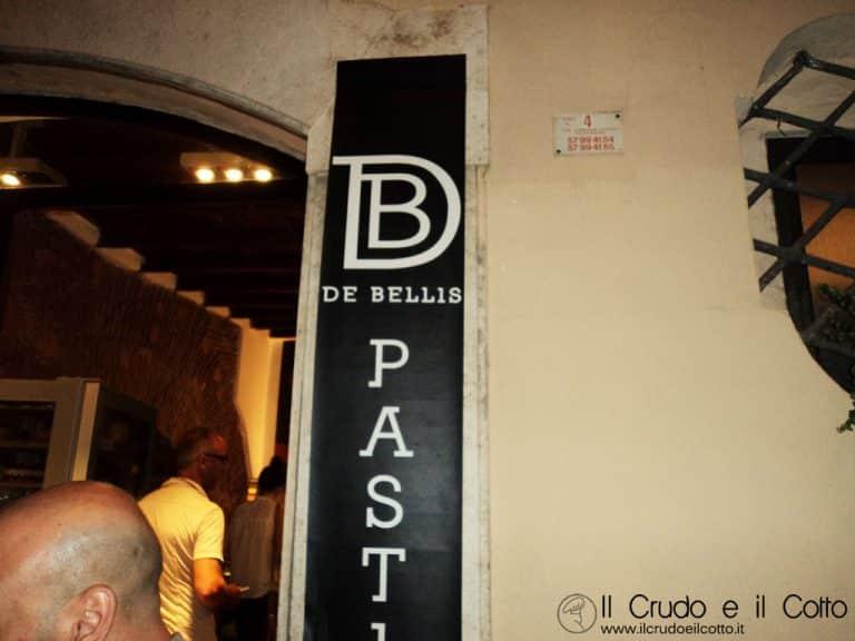 1000foglie by night alla Pasticceria De Bellis