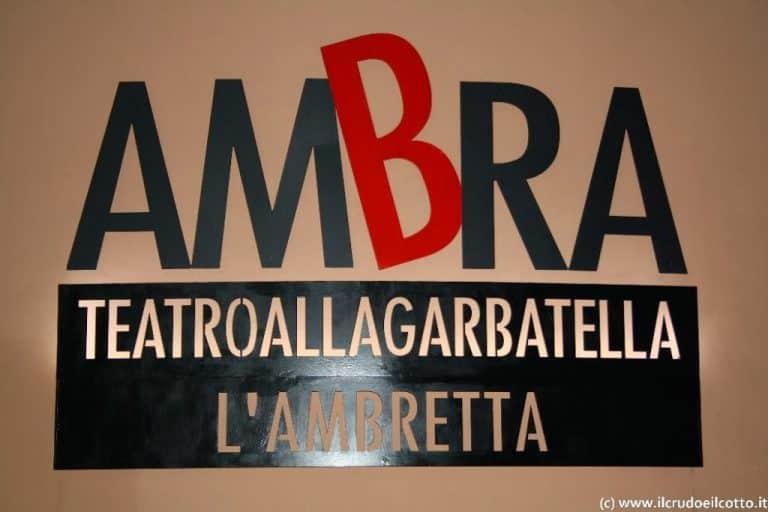 """L'Ambretta: il locale """"cul"""" nel cuore della garbatella"""