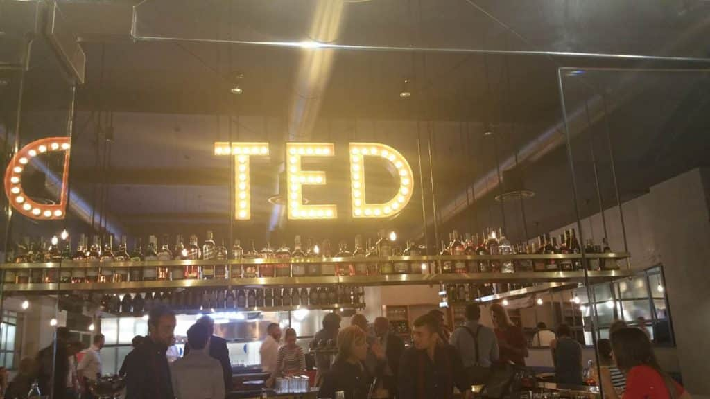 ted: il primo burger & lobster in italia apre a roma!