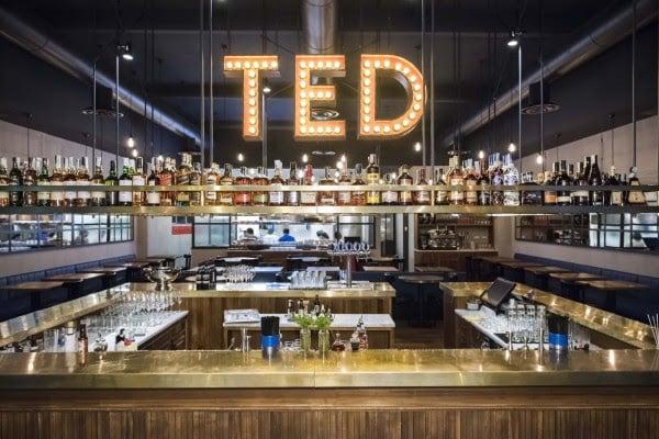 TED: il primo Burger & Lobster in Italia apre a Roma!