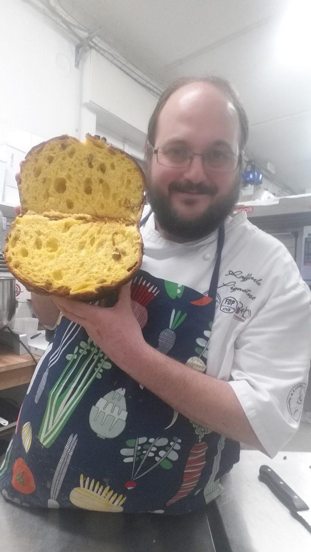 Pezzatura e Pirlatura del Panettone. Un regalo dal mio Corso Online sul Panettone